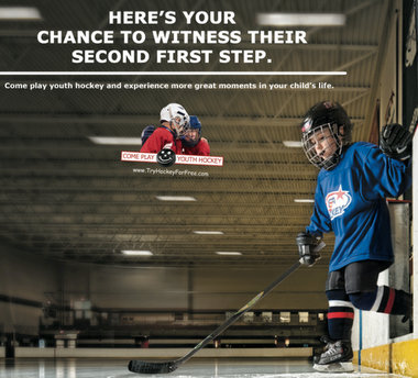 ice hockey!